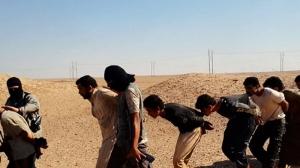 """اختطاف 75 مدنيا غربي نينوى من قبل داعش بتهمة """"ترك أرض الخلافة"""""""