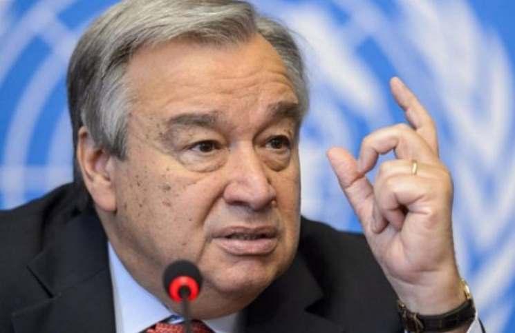 غوتيريش لمجلس الأمن: استمرار الأوضاع الحالية في غزة ينذر بنشوب حرب