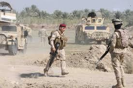 وصول قطعات فرقة المشاة الآلية العاشرة إلى مدرسة سمية في منطقة البو ذياب