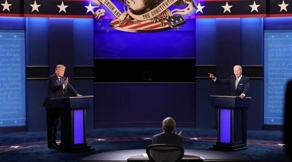 بعد مناظرة أولى ..  بايدن يتفوق على ترامب في استطلاعات الرأي