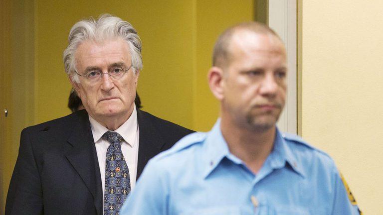 """حكم نهائي ..  السجن المؤبد لـ""""سفاح البوسنة"""""""