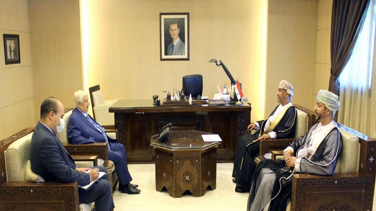 دولة خليجية تعيد سفيرها إلى سوريا