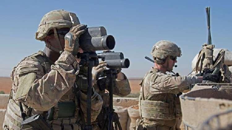 صادقون: القوات الامريكية تتجول بالياتها وجنودها في المحافظات