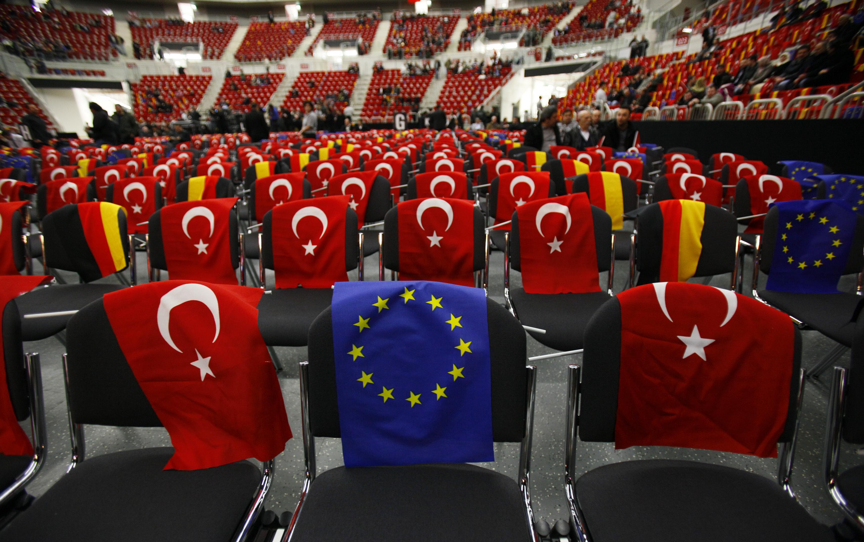 هل فقدت تركيا الامل بالانضمام للاتحاد الاوروبي؟