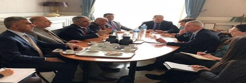 العراق وفرنسا يبحثان التعاون القضائي في مكافحة الإرهاب
