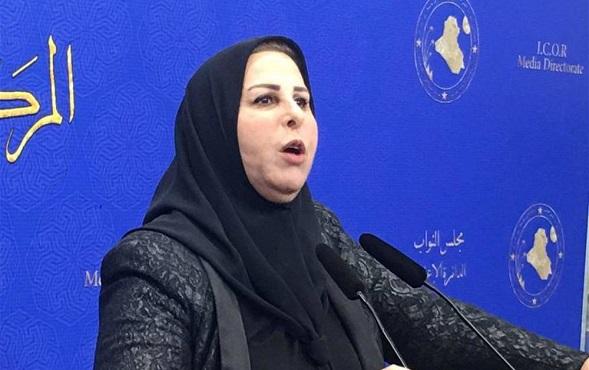 نصيف تطالب النزاهة بالاطلاع على عقود معطلات الفناديوم في وزارة الصناعة