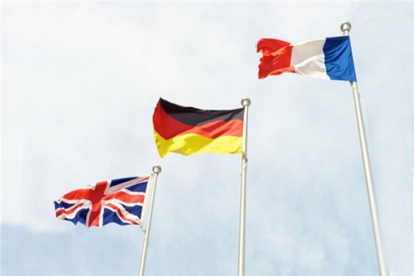 ثلاث دول اوروبية تُدين دور إيران المخرّب بواسطة الحرس الثوري وفيلق القدس