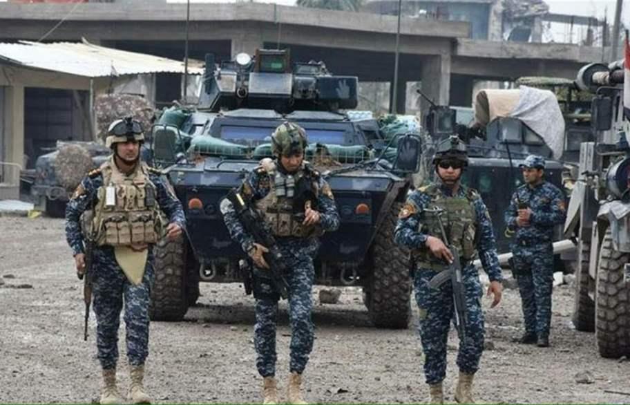 الاتحادية تعثر على خمسة مضافات ونفق لداعش في كركوك