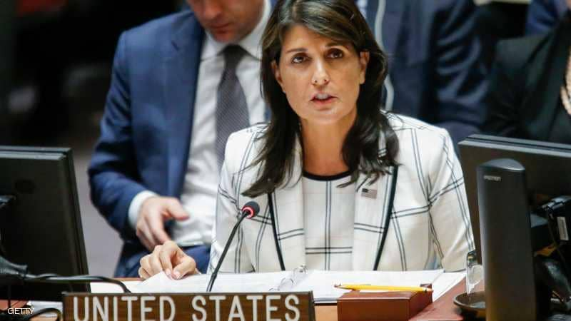 هيلي: إيران تجنّد الأطفال وتشركهم بحروب خارجية