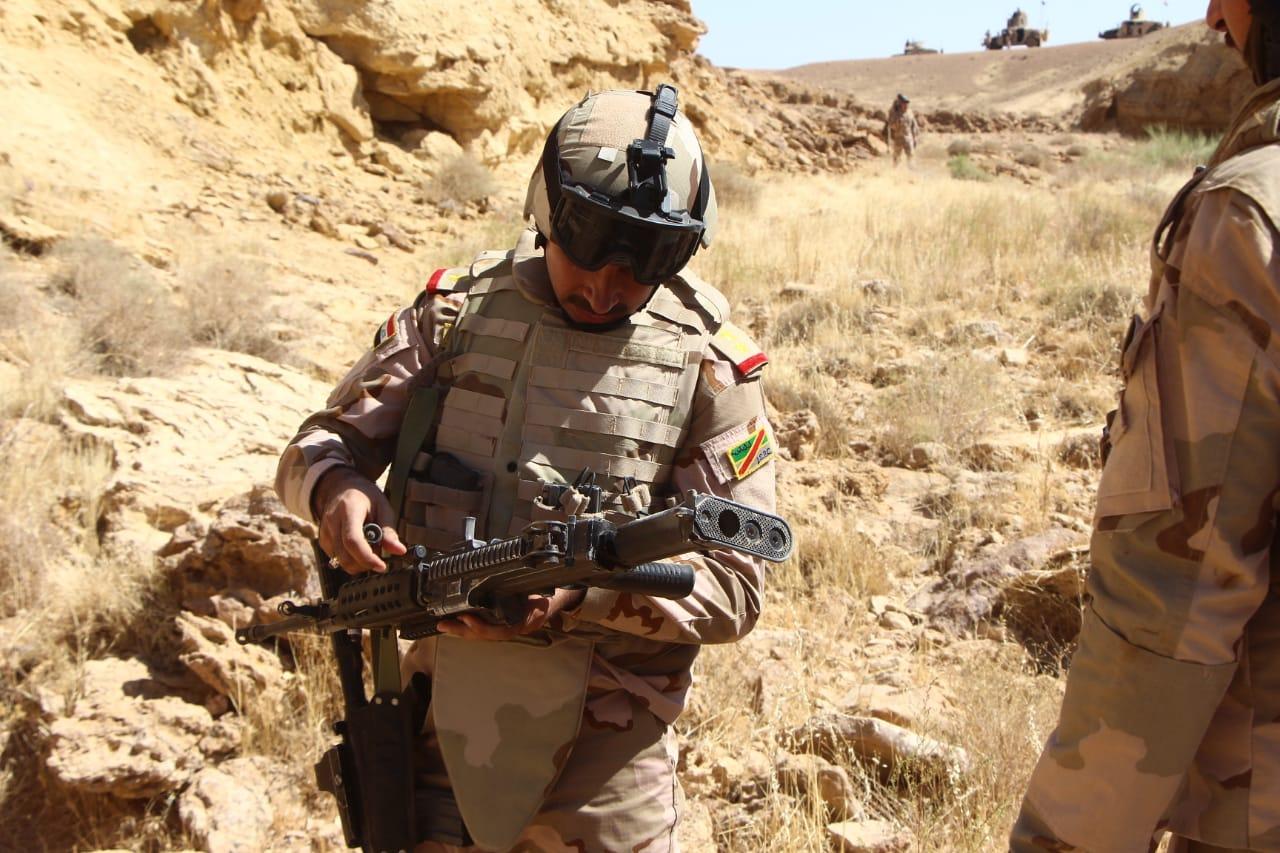 المتحدث باسم القائد العام: تدمير نفق وثلاثة كهوف في مناطق شمال وادي حوران