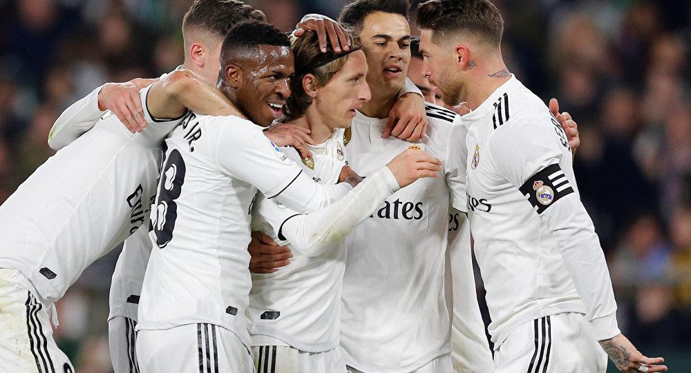 ريال مدريد يحسم الصفقة الرابعة
