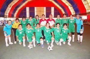 منتخب الناشئات لكرة القدم يشارك في بطولة اسيا في فيتنام