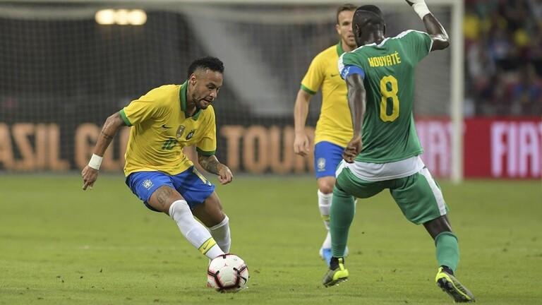 السنغال تجبر منتخب السامبا على التعادل