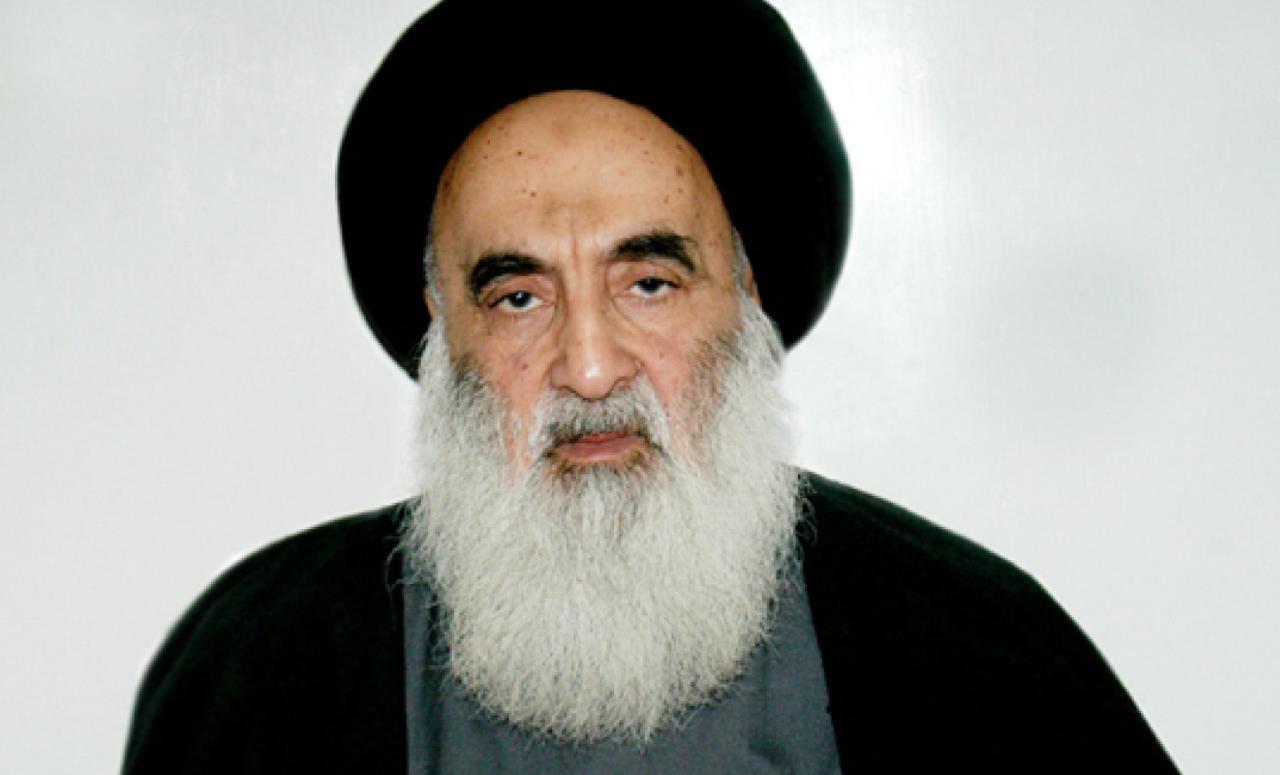 """محلل إيراني: السيستاني يوجه ضربة لطهران في العراق ويقوض """"الهلال الشيعي"""""""
