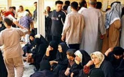 العمل تطلق الاعانة الاجتماعية لـ(3696) معترضا في بغداد والمحافظات