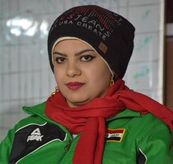 عراقية تحصد ميدالية بدورة الالعاب البارالمبية الاسيوية
