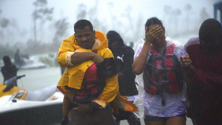 ارتفاع حصيلة ضحايا إعصار دوريان في جزر الباهاما إلى 20 قتيلًا
