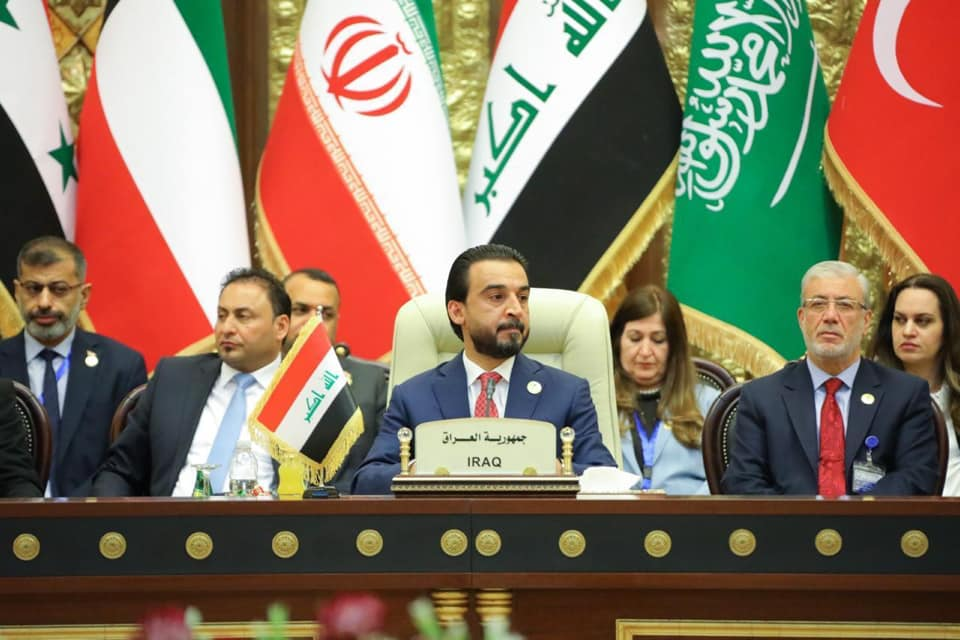 The House of Representatives completes its preparations to host the Baghdad summit of heads of parliaments of neighboring countries Image