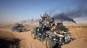 الاتحادية تقتحم المدينة القديمة من محور باب الجديد وتقتل 13 ارهابيا ويدمر 7 اليات ملغمة