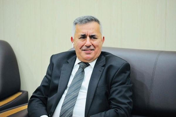 رئيس الاتحاد الاسيوي يطمئن على صحة اياد بنيان بعد اصابته بفيروس كورونا