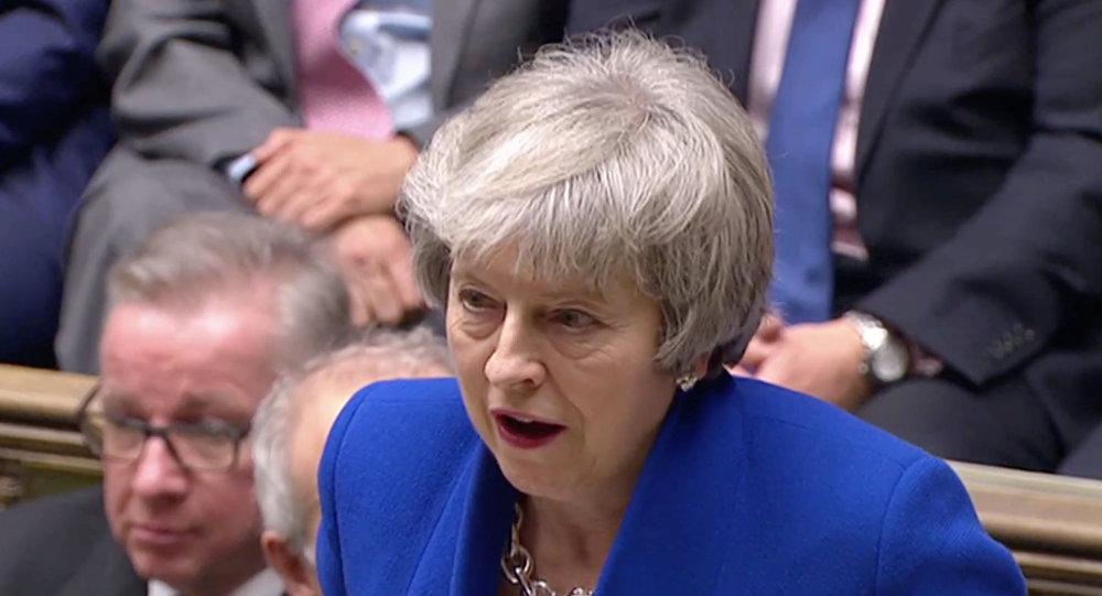 رئيسة وزراء بريطانيا: لن نترك الاتحاد الأوروبي  في الموعد المقرر