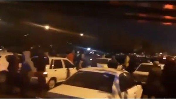 مظاهرات في إيران تطالب برحيل روحاني