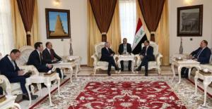 وفد الكونغرس الاميركي يؤكد حرص الولايات المتحدة على دعم العراق في حربه ضد الارهاب