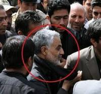 قائد فيلق القدس الإيراني في تكريت بين الجيش والحشد