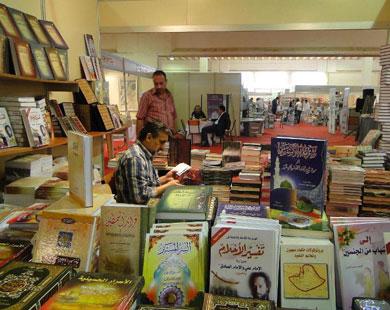 افتتاح معرض الكتاب الدولي بمشاركة 21 دار نشر