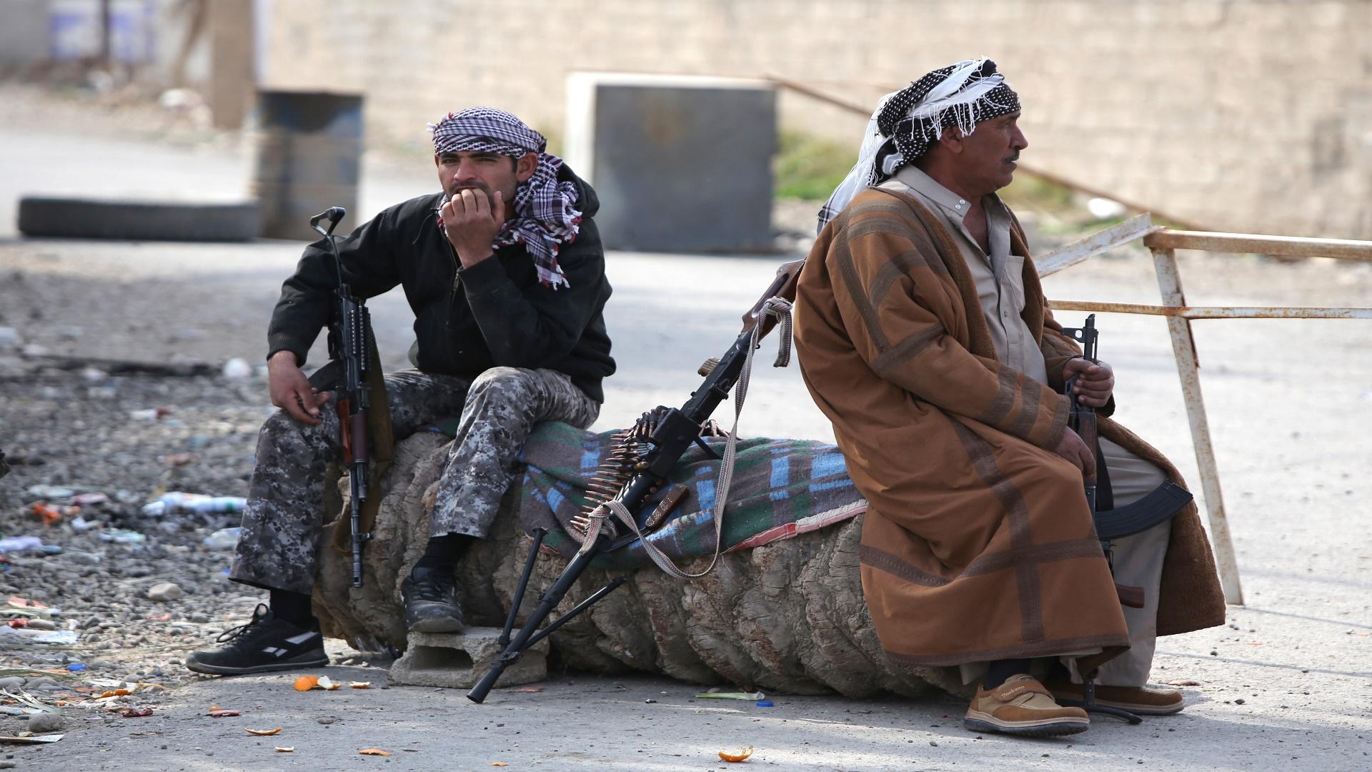 الرصاص الطائش ..  تقليد عشائري يزدهر بالمدن ويصيب العراقيين بالجملة