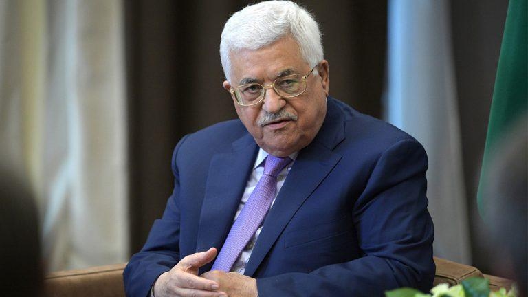 عباس: لا اتصال مع أمريكا وضم إٍسرائيل أراضي فلسطينية ينهي كل الاتفاقيات