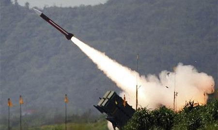Alliance retains Bncefhm 2000 US missile to Baghdad