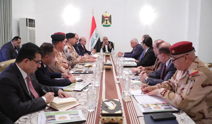 مجلس الأمن الوطني يناقش تخفيض اعداد السجناء لتحقيق الامن المجتمعي