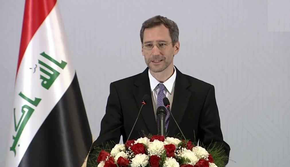واشنطن: وجهنا دعوة لـ50 شركة اميركية للاستثمار في العراق