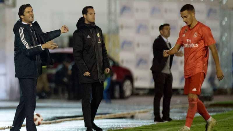 سولاري ينجح في الاختبار الأول مع ريال مدريد