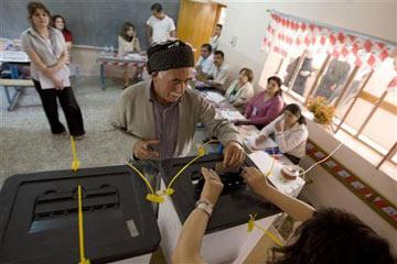 3 لجان تحقيقية تصل الى كركوك للتحقيق في نتائج الانتخابات