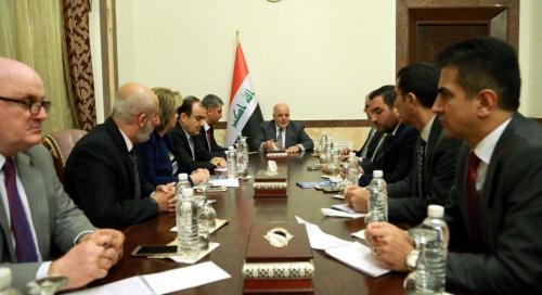 ابرز المطالب التي قدمتها الوفود الكردية في بغداد ؟؟