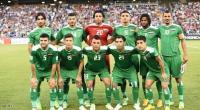 منتخب العراق بكرة القدم يغادر الى طهران الاربعاء المقبل