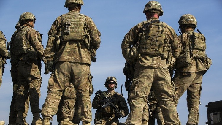 Fear of attacks - US Army soldiers are advised not to open the door to strangers