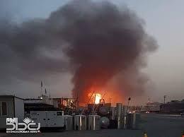 بعد اربيل .. انفجار كدس للعتاد تابع لسرايا عاشوراء في بابل
