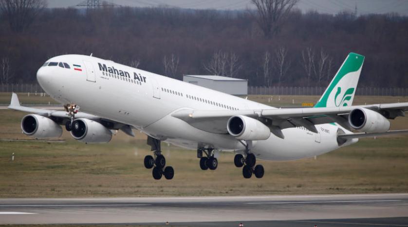 ألمانيا تعتزم منع شركة طيران إيرانية من الهبوط في مطاراتها