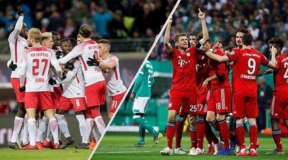 كأس ألمانيا: حلم الثنائية يداعب بايرن أمام لايبزغ في النهائي