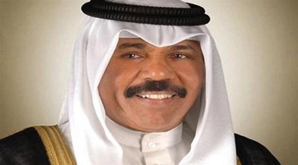 الشيخ نواف الأحمد الجابر الصباح يؤدي اليمين الدستورية أمام مجلس الأمة الكويتي