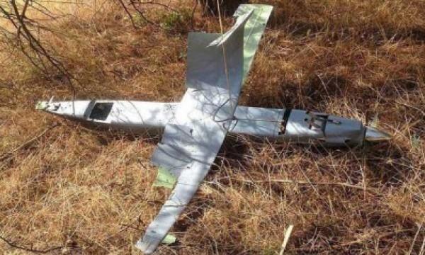 الاستيلاء على طائرتين مسيرتين لعصابات داعش الارهابية في محافظة الانبار