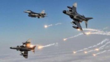 التحالف الدولي يقتل 20 عنصرا من داعش غربي كركوك