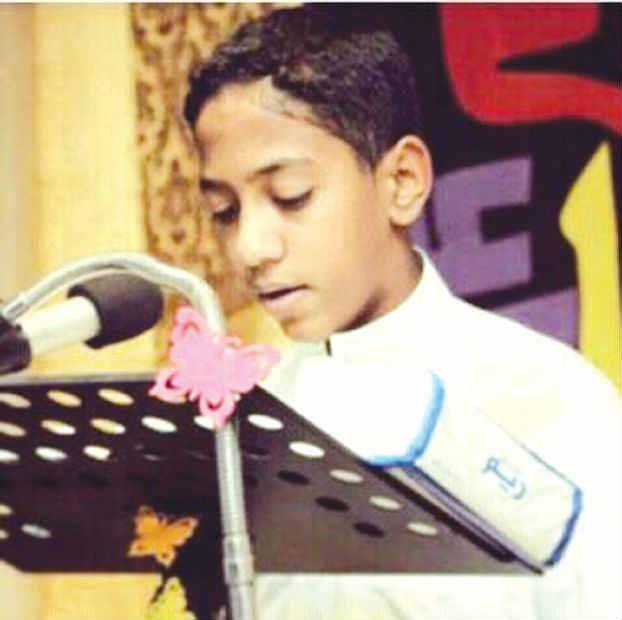 """أم محمد البصراوي تزف اليوم وليدها (عاشق الشعر العراقي) الذي استشهد في """"الإحساء"""""""