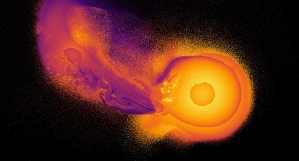 """الكشف عن سر دوران """"اورانوس"""" الفريد بجانب الشمس"""