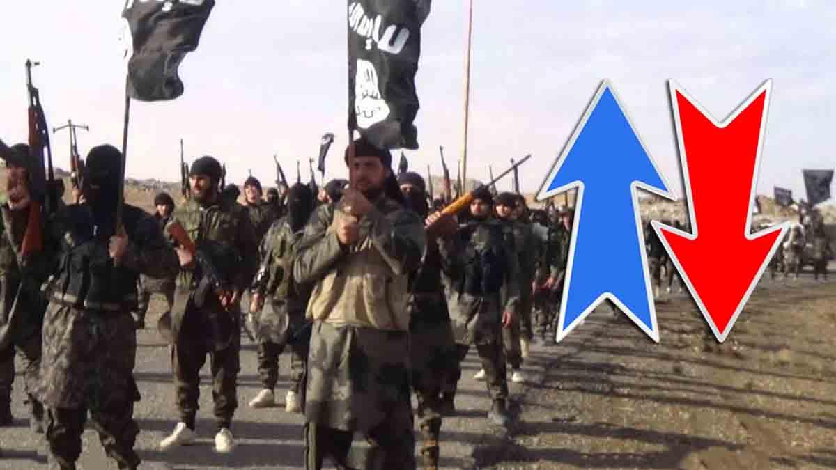 قصة صعود داعش وأفوله في الموصل