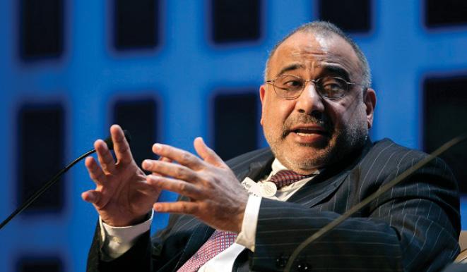 مكتب عبد المهدي ينفي صحة قوائم التشكيلات الوزارية المتداولة في التواصل الاجتماعي