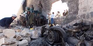 قتلى وجرحي في هجوم مسلح عقب تفجير سيارة مفخخة جنوب غرب اليمن
